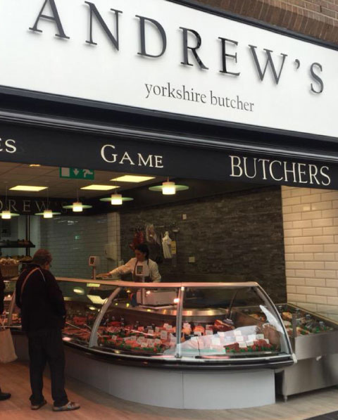 Award Winning Butcher Yorkshire