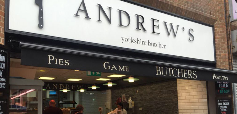 2015 A Big Year For Andrew's Butchery