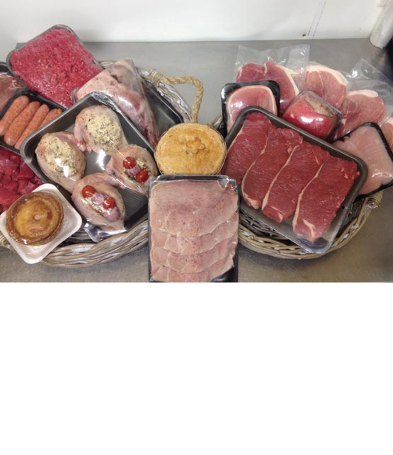 Mixed Meat Pack Gold Rotherham