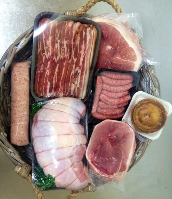 Christmas Turkey Meat Pack Rotherham